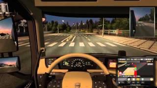 Euro Truck Simulator 2 Singleplayer #15 Köln-Luxemburg (Deutsch/German)