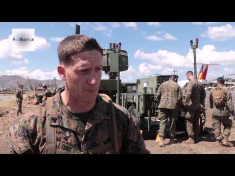 Marines Deploy Mobile Air Traffic Control at Tacloban During Operation Damayan