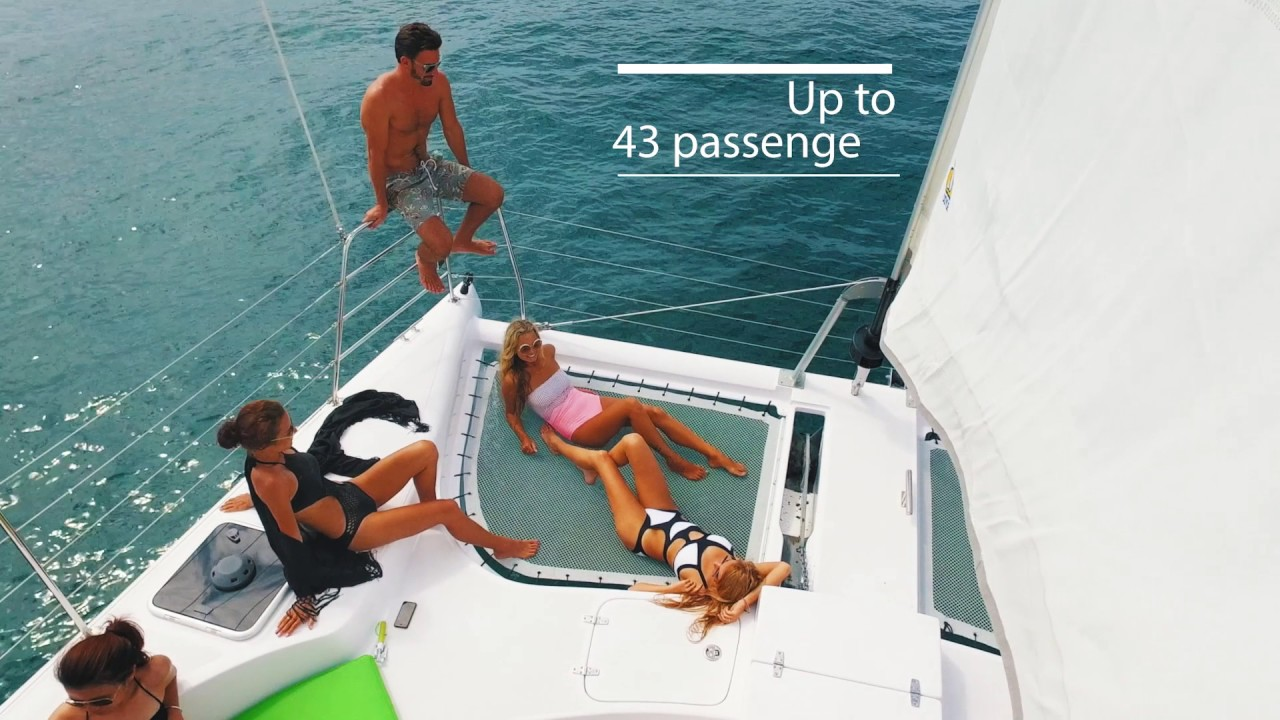 Seawind Day Charter Catamaran