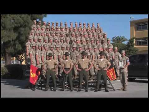 San Diego Marine Corps Graduation Video Plt. 3225