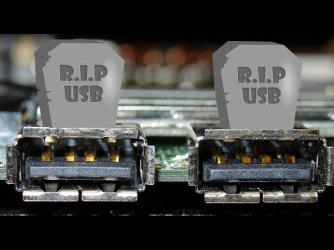 How to Fix a Dead USB Port in Windows