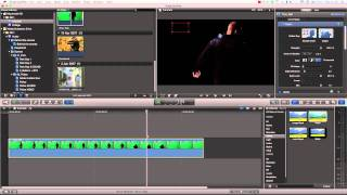 Final Cut Pro X Effects Tutorial: Green Screen / Chroma Key