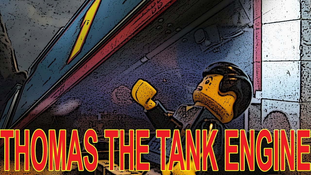 GEEKGO Episode 07 Thomas the Tank Engine Games Review