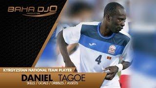 Daniel Tagoe -  Skills, Goals, Dribbles / Fc Dordoi Bishkek /  Kyrgyzstan National Team