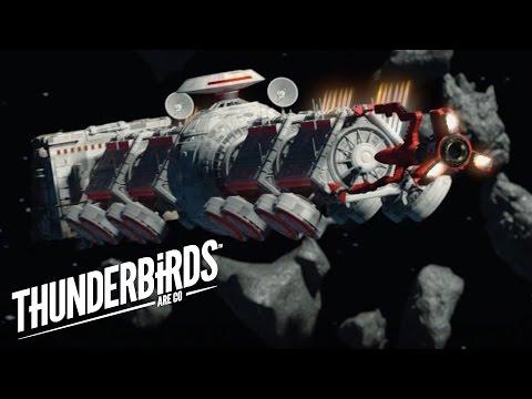 Thunderbirds Are Go | International Rescue Have A Big Rocky Problem