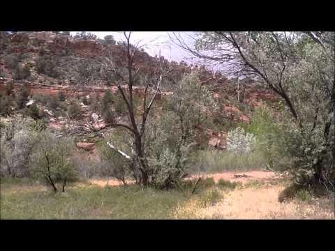 Boondocking Spot near Kanab Utah, May 20, 2015
