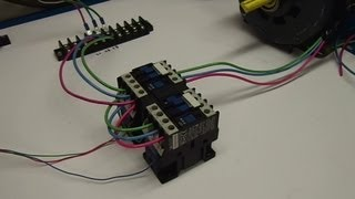 Reversing Contactors: Dissected and Explained