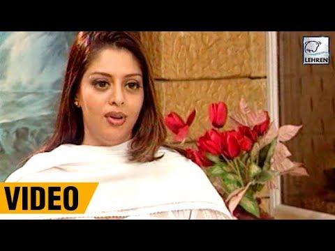 Actress Nagma TALKS About Her Filmy Career