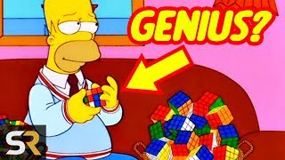 10 Simpsons Fan Theories So Crazy They Might Be True