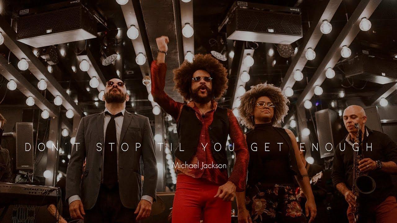 Don't Stop Til You Get Enough (Akorde - FUNKERIA)