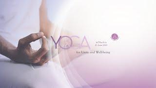 #40 - Yoga With John Joseph Smith From Australia And Heartfulness Meditation