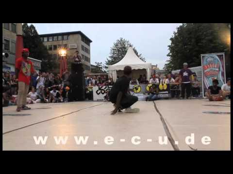 Finals House Dance,Breaking,Krumping,Popping,Hip Hop Dance(Elbcoast Battle)
