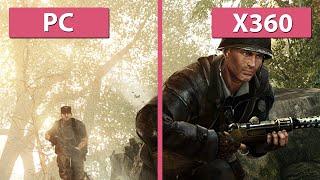 Enemy Front – PC vs. Xbox 360 Graphics Comparison [FullHD]