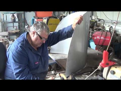 Building a Large Stainless Steel Sculpture