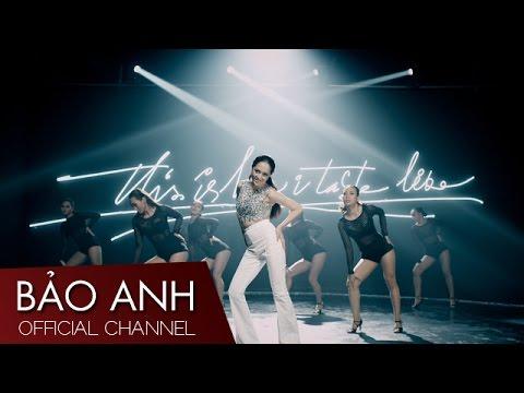 Bao Anh - Lan Dau ft. Mr.A (Official MV)