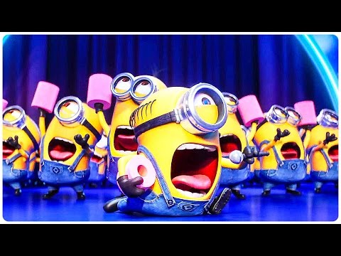 "Thumbnail: Despicable Me 3 ""Dancing Minions"" Extended Trailer (2017) Steve Carell Animated Movie HD"