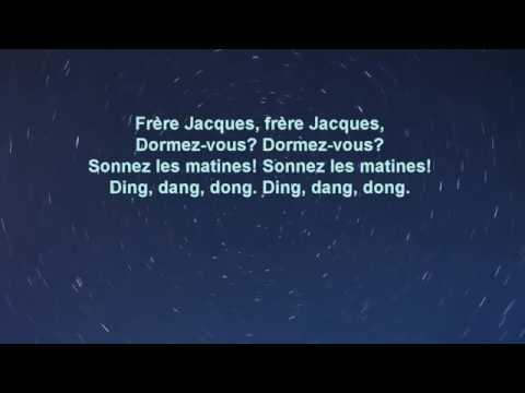 Frere Jacques (French) Baby relax~ Sleep~music