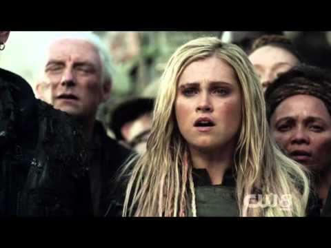 Lexa and Roan| Fight Scene FULL | The 100 - 3x04