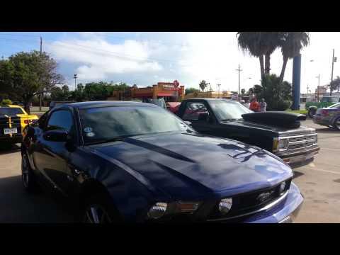Pep Boys Speed Shop Car Show Brownsville TX
