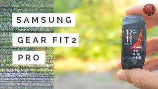 Samsung Gear Fit 2 Pro Unboxing and Review