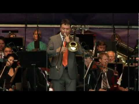 A Song For Japan Trombone and Symphony Orchestra Version