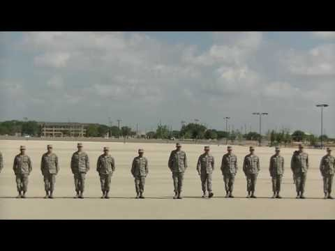 Air Force Basic Military Training Airman's Coin Ceremony, 7 July 2016 (Official)