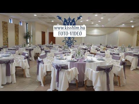 Noémi és János esküvője (Lugas Wellness Hotel, Nyíregyháza)/KISSFILM.HU