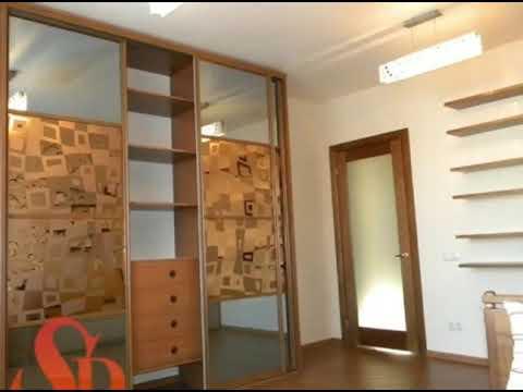 шкафы-купе на заказ в Хабаровске