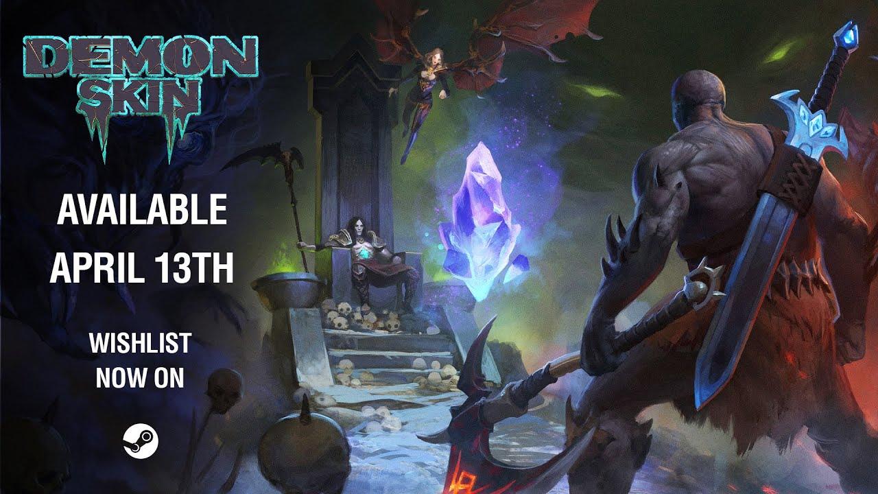 Το δυνατό Demon Skin έρχεται στο Nintendo Switch