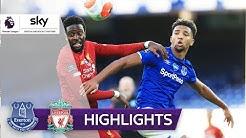 Liverpool lässt Punkte liegen: FC Everton - FC Liverpool 0:0 | Highlights - Premier League 2019/20
