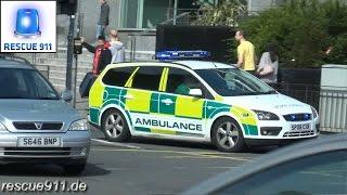 [edinburgh] Rrv Scottish Ambulance Service (collection)