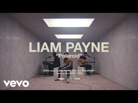 Watch Liam Payne Strip Down Singles 'Stack It Up,' 'Polaroid'