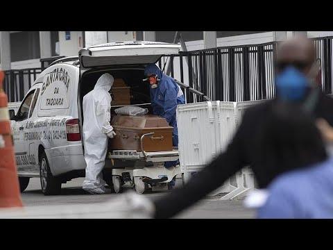 فيروس كورونا: آخر المستجدات حول العالم لحظة بلحظة  - نشر قبل 8 ساعة