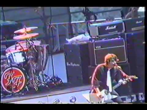 Foo Fighters - Live in George 2000