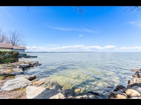 153 Holmes Point Road  - Lake Simcoe Cottage For Sale