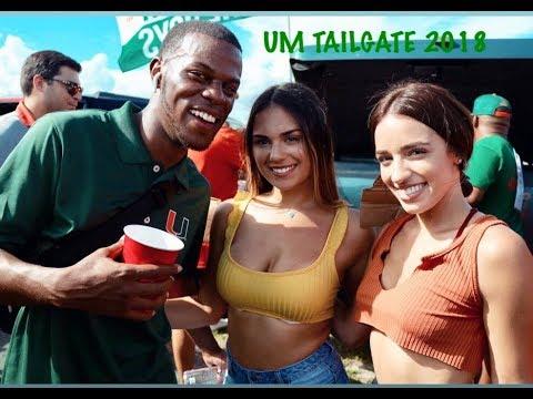 University of Miami Tailgate 2018
