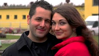 Ukrainian Romance Tour love story - Justin and Oksana married 5 years now