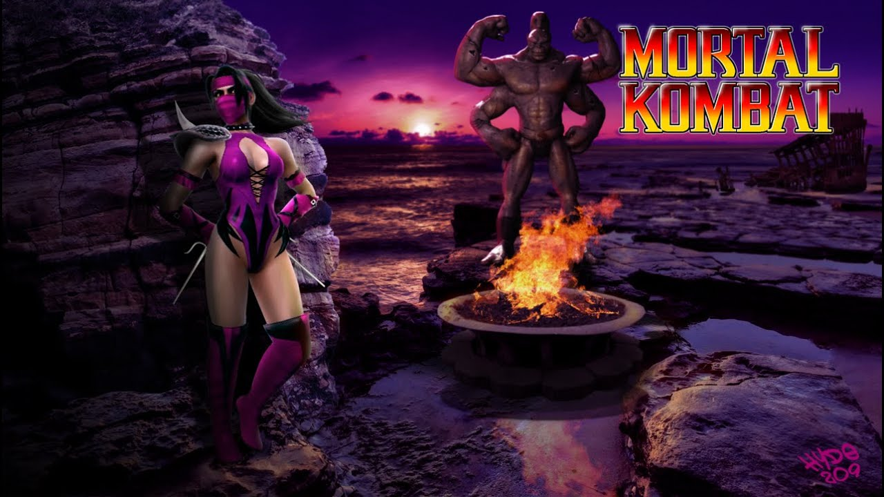 Mortal Kombat X Klassic Battle #2 Mileena Vs Kitana - YouTube