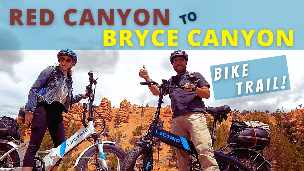 Riding Red Canyon and Bryce Canyon (Lectric XP 2.0 Review)