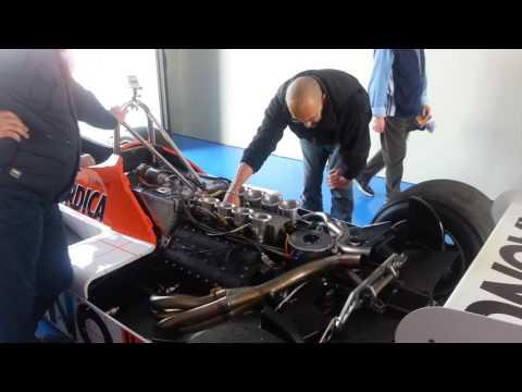 Ford Cosworth DFV 3.0 V8 (Arrows A4 Formula 1 1982)