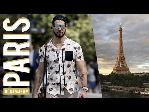 VLOG BKFWTOUR: PARIS 2017 - DESFILES LOUIS VUITTON, VALENTINO, BACKSTAGES E MUITO MAIS