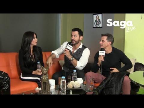 #SagaLive - Omar Fayad, Jimena Sánchez y Sólo para Mujeres