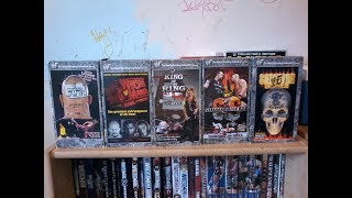 Review - WWF The Classic Five Of 1998 - VHS Box set