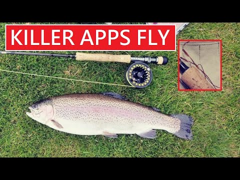 Fly Fishing Trout Tips ( Apps Bloodworm ) Pennine Trout Fishery Lancashire UK