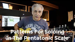How to Play a Pentatonic Scale   Patterns For Soloing Guitar Lesson