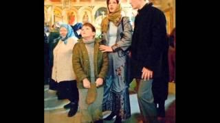 'Я благодарна Богу за тебя' (посвящается  Лидии Вележевой и Алексею Гуськову)