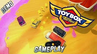 Toybox Turbos PC Gameplay [Demo]