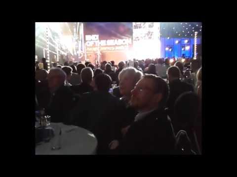 Radrizzani speaks at Leeds United award ceremony