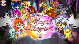 Winx Club Magic Mayhem [Nick Game]