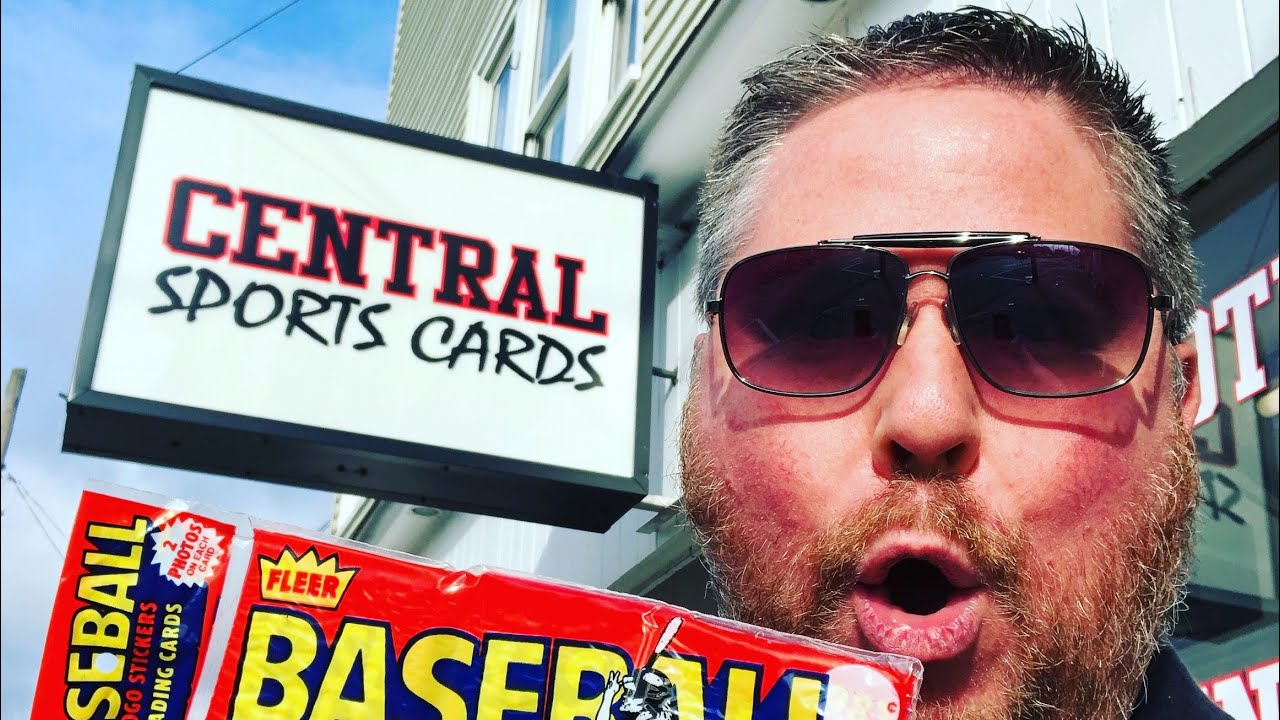 I Toured Central Sports Cards In Ri Big Nscc2019 Dealer